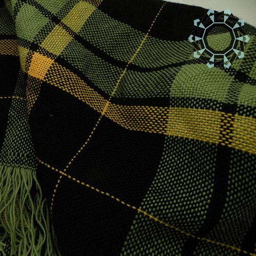 Scottish scarf / Szkocki szalik by Tender December, Alina Tyro-Niezgoda