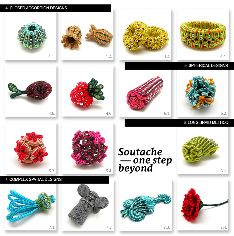 Digital manual: Soutache – one step beyond by Tender December, Alina Tyro-Niezgoda