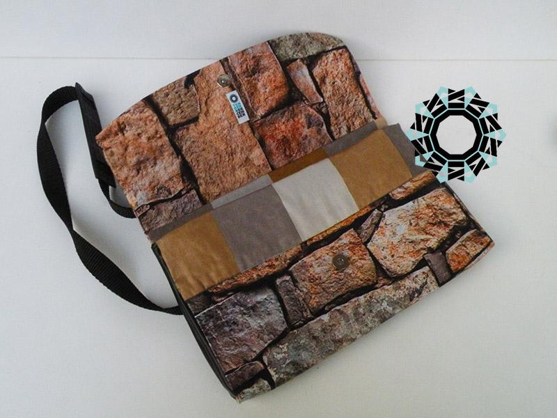 Planet Earth 1 bag / Torebka Planeta Ziemia 1 by Tender December, Alina Tyro-Niezgoda
