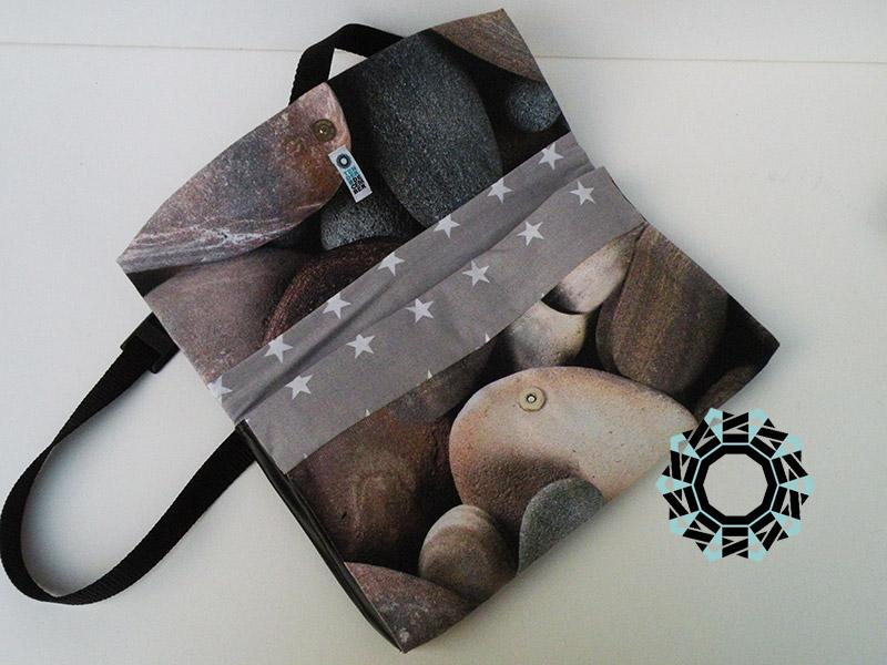 Planet Earth 2 bag / Torebka Planeta Ziemia 2 by Tender December, Alina Tyro-Niezgoda