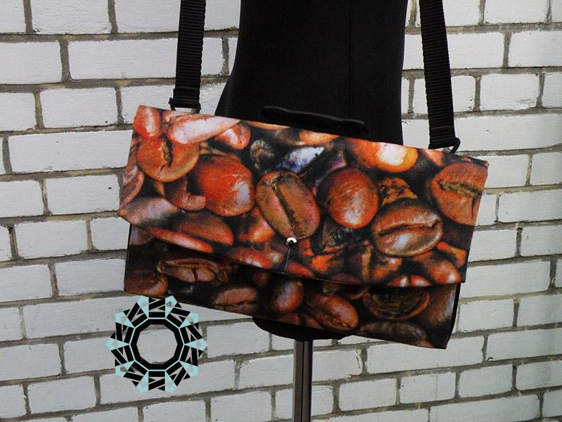 Planet Earth 5 bag / Torebka Planeta Ziemia 5 by Tender December, Alina Tyro-Niezgoda
