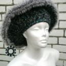 cap and beret by Tender December, Alina Tyro-Niezgoda