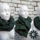 XL scarves by Tender December, Alina Tyro-Niezgoda