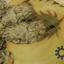 Silk painting / Malowane na jedwabiu by Tender December, Alina Tyro-Niezgoda,
