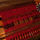 Loom weaving classes / Kursy tkackie by Tender December, Alina Tyro-Niezgoda,