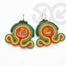 Simple soutache / Prosty sutasz by Tender December, Alina Tyro-Niezgoda,