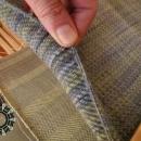 Gray fabric / Szara tkanina by Tender December, Alina Tyro-Niezgoda,