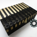 Lace clutch bag / Koronkowa torebka by Tender December, Alina Tyro-Niezgoda,