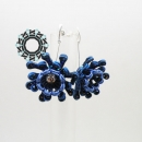 Floral 3D soutache by Tender December, Alina Tyro-Niezgoda