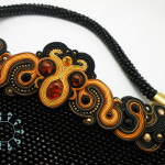 Beaded handbag / Wieczorowo-koralikowo by Tender December, Alina Tyro-Niezgoda