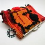 A small cluth bag / Mała torebka by Tender December, Alina Tyro-Niezgoda