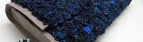 BLUE ROSE / GRANATOWA RÓŻA