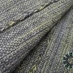 Gray fabric / Szata tkanina by Tender December, Alina Tyro-Niezgoda