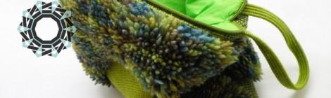 Green handbag / Zielona torebka