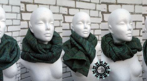 XXL scarves / Szaliki XXl by Tender December, Alina Tyro-Niezgoda