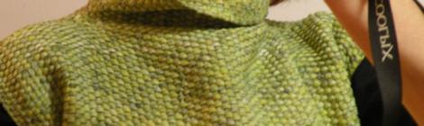 Woven blouse / Tkana bluzka