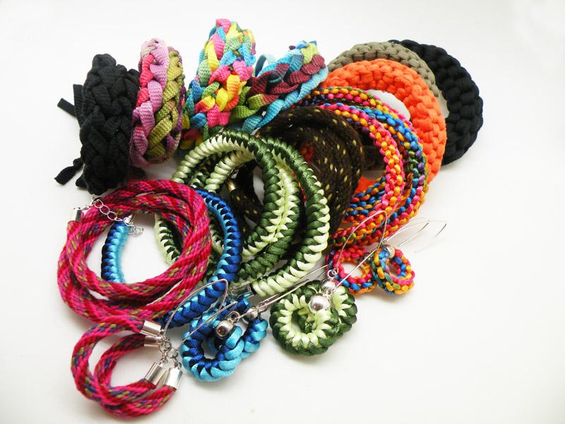 Summer mood bracelets / Letnie bransoletki by Tender December, Alina Tyro-Niezgoda