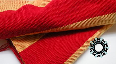 Striped scarves / Szaliki w paski