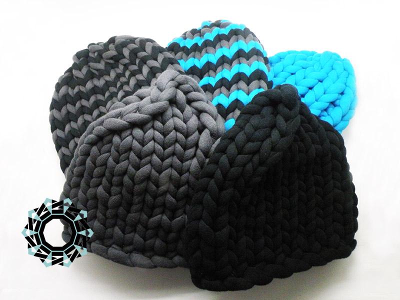 Mega-scale hat / Czapka Mega skala by Tender December, Alina Tyro-Niezgoda