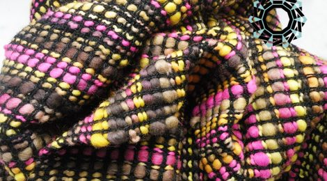 A scarf from the seventies / Szalik z lat siedemdziesiątych by Tender December, Alina Tyro-Niezgoda