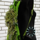 Felt and Floki bag / Filcowa torebka Floki by Tender December, Alina Tyro-Niezgoda,