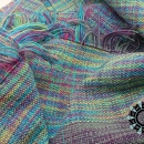 Szalik w trzech odcieniach / Three-coloured scarf by Tender December, Alina Tyro-Niezgoda