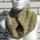Diamond-patterned, warm tube scarf / Ciepły komin w romby by Tender December, Alina Tyro-Niezgoda More / Więcej: http://tenderdecember.eu/woven-tkane/weaved-tube-scarves-in-patterns-kominy-tkane-we-wzorki/ To buy / Aby kupić: http://tenderdecember.eu/shop/produkt/diamond-patterned-warm-tube-scarf-cieply-komin-w-romby/