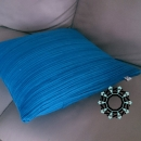 Colourful cushions / Kolorowe poduszki by Tender December, Alina Tyro-Niezgoda