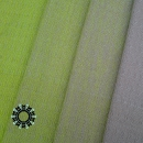"""""""Asymmetrical colours"""" shawl / Szal """"Niesymetryczne kolory"""" by Tender December, Alina Tyro-Niezgoda More / Więcej: http://tenderdecember.eu/painting-with-acryl-malowanie-akrylem/ To buy / Aby kupić: http://tenderdecember.eu/shop/produkt/acrylic-xxl-shawl-color-blue-gray-lime-akrylowy-szal-xxl-w-tonacji-blekitu-szarosci-limonki/"""