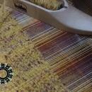 Brown scarf / Brązowy szalik by Tender December, Alina Tyro-Niezgoda,