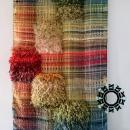 Rainbow kilim / Tęczowy kilim by Tender December, Alina Tyro-Niezgoda