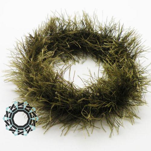 Fur bracelet / Futrzana bransoletka by Tender December, Alina Tyro-Niezgoda