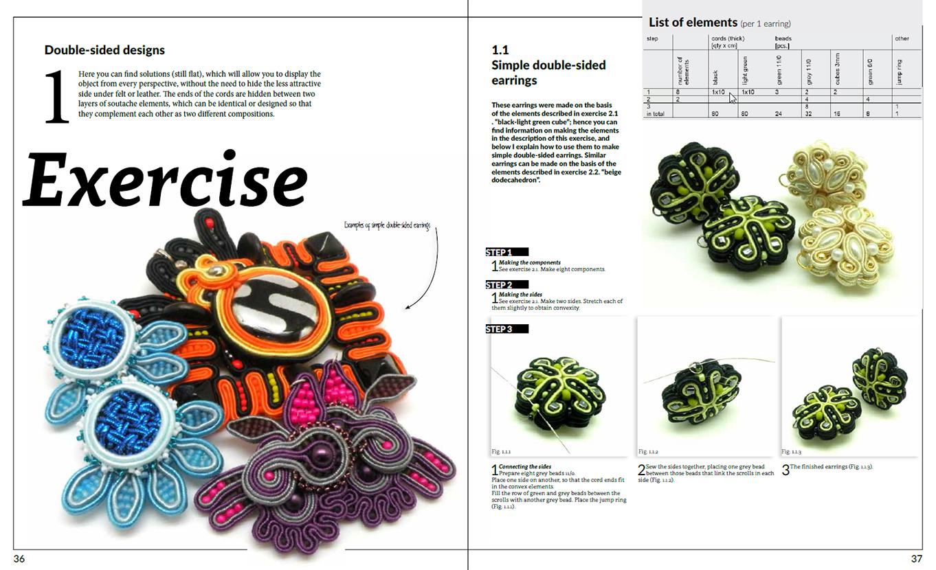 Digital manual: Soutache – one step beyond by Tender December, Alina Tyro-Niezgoda