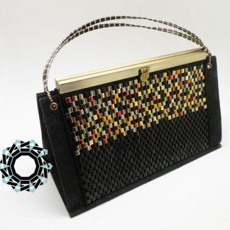 Mosaic purse / Torebka z mozaiki by Tender December, Alina Tyro-Niezgoda