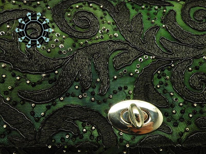 A forest in the rain bag / Torebka Las w deszczu by Tender December, Alina Tyro-Niezgoda
