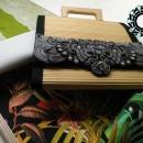 Bamboo handbag / Bambusowa torebka by Tender December, Alina Tyro-Niezgoda,