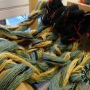 Tartan blanket / Koc w szkocką kratę by Tender December, Alina Tyro-Niezgoda,