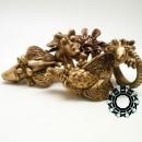 Noble Clay Bronze ring by Tender December, Alina Tyro-Niezgoda
