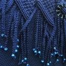 Macrame' dress / Sukienka z makramą by Tender December, Alina Tyro-Niezgoda,