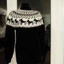 Warm sweater / Ciepły sweter by Tender December, Alina Tyro-Niezgoda,