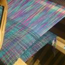 multi-colour scarf by Tender December, Alina Tyro-Niezgoda