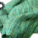 Green XL scarf by Tender December, Alina Tyro-Niezgoda