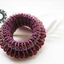 Echinoderms bracelet / Szkarłupniowy bransol by Tender December, Alina Tyro-Niezgoda,