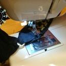 """Postman's"" bag by Tender December, Alina Tyro-Niezgoda"