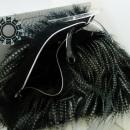 Furry handbag / Futrzana torebka by Tender December, Alina Tyro-Niezgoda,