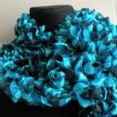 Spring scarf / Wiosenny szalik by Tender December, Alina Tyro-Niezgoda