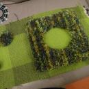 Green handbag / Zielona torebka by Tender December, Alina Tyro-Niezgoda,