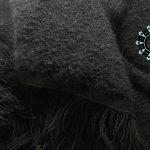 XXL mohair shawl / Moherowy szal XXL by Tender December, Alina Tyro-Niezgoda