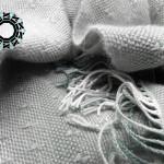Gray scarf / Szary szalik by tender December, Alina Tyro-Niezgoda