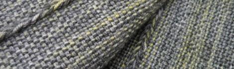 Gray fabric / Szara tkanina by Tender December, Alina Tyro-Niezgoda